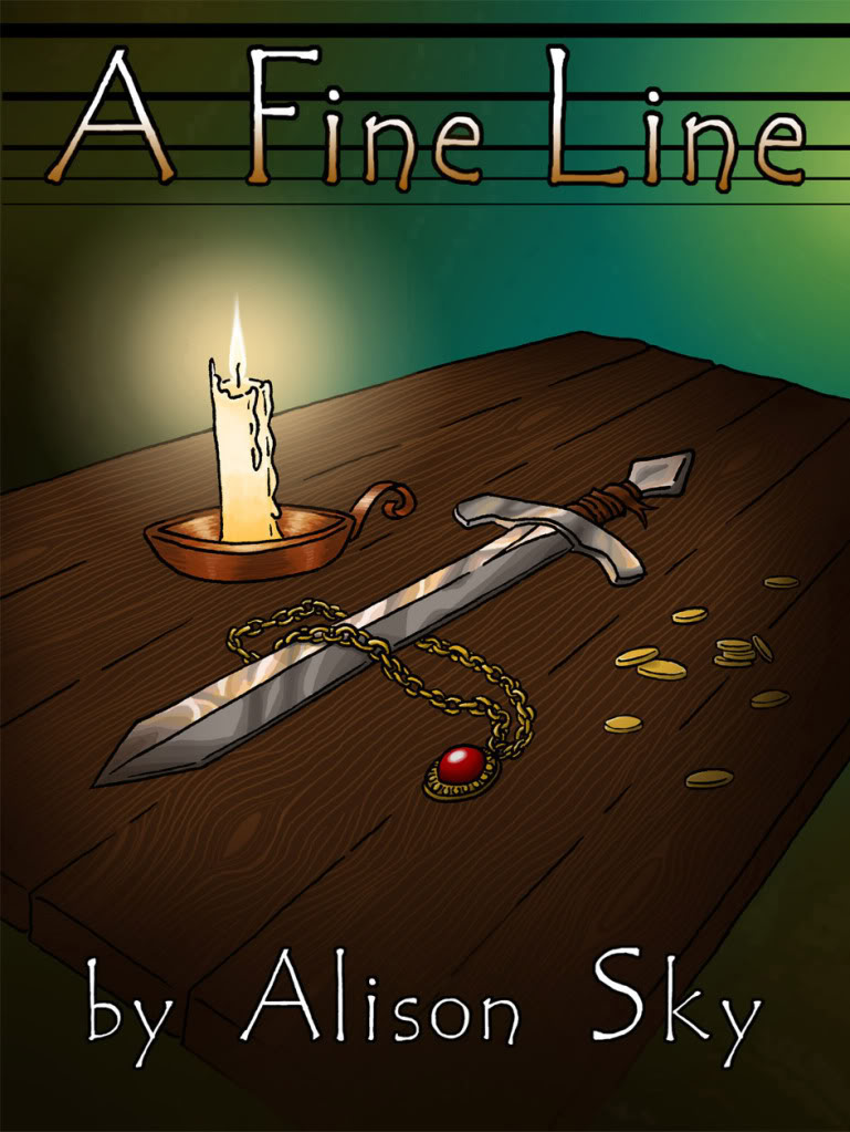 A Fine Line: Second Free Preview